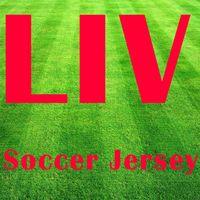 21 22 Rot Fussball Jersey Football Shirt Männer Kit 2021 2022 Kinder