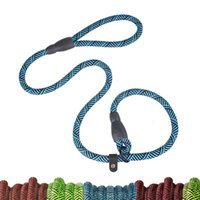 Dog Leashes N pet nylon traction rope pull resistant P chain belt walking single ON1M
