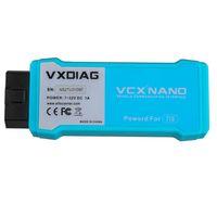 VXDIAG VCX NANO Strumento diagnostico per Toyota Tis Techstream V15.00.026 Versione WiFi multi-lingue