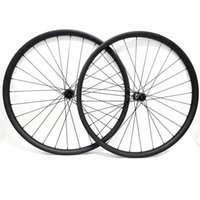 عجلات الدراجة الكربون 27.5er القرص mtb wheelset 33x30mm التباين 650B DT350S 110x15mm 148x12mm
