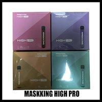 Maskking High Pro 일회용 장치 러시아 버전 1000 퍼프 600mAh 3.5ml 사전 채워진 카트리지 전자 담배 PK 퍼프 플러스 XXL 에어 바 럭스 GT