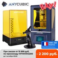 ANYCUBIC Photon Mono SE 3d Printer with 6.08''2K Monochrome LCD High Speed Resin 3d Printer APP Remote Control impresora 3d
