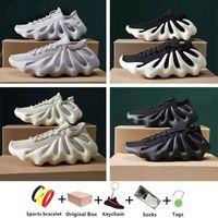 Cloud White kanye 450 мужские кроссовки Dark Slate дышащие все черные Серые 450s модные мужские женские кроссовки спортивные кроссовки Outdoor Jogging Walking With Box 36-46