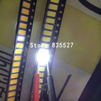Luz Beads 100pcs / lot LED 5730 5630 SMD Lámpara 0.5W 55-60LM Naturaleza Blanco / Caliente Fresmante Diodo emisor Súper brillante