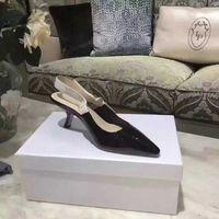 Ünlü şık kadın ayakkabı kadın tasarruflar üst quaity elbise ayakkabı luxurys bayan elemanları
