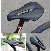 دراجة السروج GUB خفيفة تنفس الطريق الجبل ستوكات جلد لينة الإسفنج السرج واسعة الدراجات وسادة أجزاء دراجة