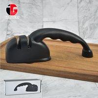 Portable professional sharpener diamond tungsten carbide steel ceramic sharpeners kitchen tool