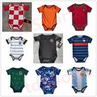 2021 EURO Cup National Social Bebê Futebol Jerseys Itália Japão Japão Kit Kit Camisa de Futebol 20 21 Kane Mbappe Jersey Camisas de Futebol