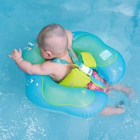 Upgrades Baby Swimming Float Inflatable Infant Floating Kids Swim Pool Accessories Circle Bathing Summer Toys Toddler Rings