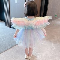 Girl Dresses Baby Dress Princess Birthday Fashion Wedding Evening Toddler Designer Clothes cartoon Luxury Just Kids Child suit