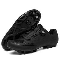 Cycling Footwear 2021 Shoes Mtb Bike Sneakers Cleat Non-slip Men's Mountain Biking Women Bicycle Spd Road Speed