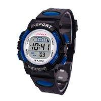 Kinder Sport Uhren Mode Led Quarz Multifunktions Digitale Uhr Für Kinder Wasserdichte Armbanduhren Relogio Säugling