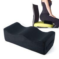 Almofada de cadeira de massagem, nádegas de departamento de ortopedia Almofada de memória de espuma após restauração almofada de almofada BBL almofada / decorativa