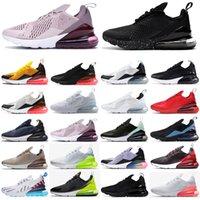 Max 270 nouvelles couleurs Hommes Femmes Chaussures Baskets Homme Sports Athlétiques 27 Gym Femme Marche de l'air extérieur Chaussures de sport