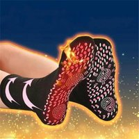 Men's Socks Self-heating Magnetic For Women Self-warmed Tour Therapy Comfortable Winter Warm Massage Compression