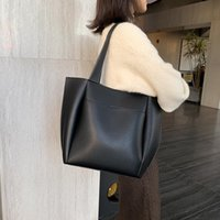Evening Bags Women's Large Capacity Tote Shoulder For Women 2021 High Quality Pu Leather Ladies Wild Handbag