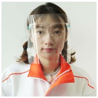 Safety Fachield Clear Face Shield Glass 2021