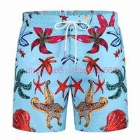 남성 수영복 비치 바지 여름 온도에 민감한 색상 변경 수영 트렁크 반바지