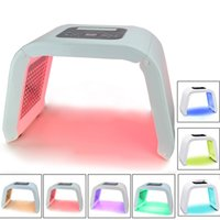 7 Color LED Light Photon Therapy Facial Mask Device For body face skin rejuvenation Acne Freckle Removal salon beauty