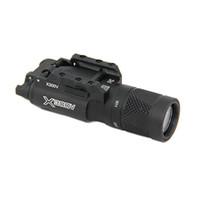 SF Tactical X300V CREE LED White Light 500 Lumenów Wyjście Przewijanie Rifle Pistolet Light Fit 20mm Picatinny Rail