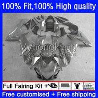 Body Injection For SUZUKI GSXR600 GSXR 600 750 CC 600CC 750CC K11 23No.118 GSXR750 Silver grey 2011 2012 2013 2014 15 16 17 GSXR-600 11 12 13 14 2015 2016 2017 OEM Fairing