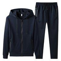 Jogging Clothing 2021 Men Sport Suit Running Tracksuit Set Sweatsuit Jacket Track Pants Joggers High Quality Sweat Team Sportwear