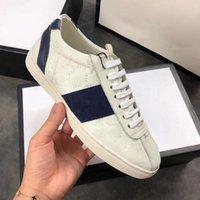 40% İndirim İtalya Ace Rahat Ayakkabılar Erkekler Için Moda Tasarımcısı Dışında Nefes Deri Büyük Boy Dropship Fabrika Mix Sipariş Kutusu Toz Torbaları