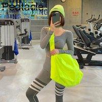 Piretacle Большая емкость Рюкзак Backgend Bagenger Сумка Мода Повседневная Одно наряды Yoga