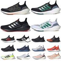 حذاء رياضي رجالي أسود يعمل بالطاقة الشمسية من Ultra Boost 2021 أصفر Ultraboost 20 كور أبيض ثلاثي 4.0 فولت رمادي للرجال والنساء أحذية رياضية رياضية