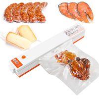Bag Clips Film Portable Household Food Vacuum Packaging Machine Kitchen Storage Preservation EU Plug  US Plug