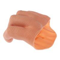 세 번째 손 - 중간 가짜 손 마법의 트릭 Magicalian Stage Gimmick 소품 액세서리 환상적인 코미디 클래식 장난감 세트