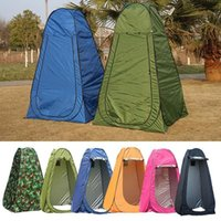 Tents And Shelters Outdoor Shower Toilet Shelter Privacy Camping Beach Tent Sun High Quality Portable Waterproof Equipment