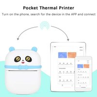 Printer Mini Memo With Thermal Paper For Printing Po Wrong Question School Supplies Blue Home And Office Printers