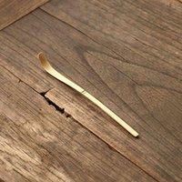 Бамбуковый совок Японская чайная церемония аксессуары STACTA SPOON 363 S2 FQOG