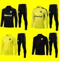 2021 2022 SC Internacional football tracksuit soccer jacket 21 22 camisas de futebol Long pull zipper Training suit Chandal
