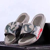 Fashion Designer Slides Uomo Flip flop Pantofole da basket scarpe regolabili Scarpe da donna Sandali da donna Sandali da spiaggia con scatola Big SZ US 13 SXW