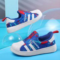 Skate shoes 2021 Children Spring Sports Shoes For Boys Sneakers Girls Random Light Breathing Baby Boy Kids 0918