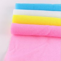 Brushes, Sponges Scrubbers Bathroom Aessories Home & Garden30*95Cm Salux Japanese Exfoliating Beauty Skin Body Wash Towel Cloth Back Scrub B
