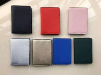 Women Luxurys Designers fashion women pu Classic Wrist bag Luxury wallets clutch bag Card Holder Thin Coin Purse Wallets 7 colors