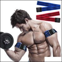 Resistance Equipments Supplies & Outdoorsblood Flow Restriction Bands Bfr Fitness Olusion Training Band Arm Leg Muscle Gym Equipment Weightl