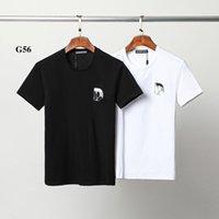Dsq Phantom Turtle 2021SS New Mens Designer T Shirt Moda Italiana Tshirts Verano Dsq Camiseta Hombre Alta Calidad 100% Cot LJW DSquared2