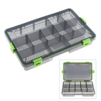 28cm X 18cm 5cm Activity 11 Compartments 4 Lock Fishing Tack...