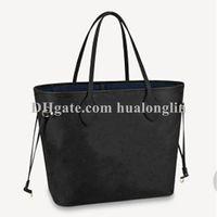 Donne shopping bag classico borse a tracolla in pelle borsa in pelle borsellino date da data codice serie seriale