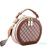 저녁 가방 격자 무늬 크로스 바디 가방 럭셔리 핸드백 여성 디자이너 고품질 지갑과 핸드백 Bolso Mujer Marcas Famosas de Lujo