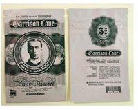 3.5 gramos Garrison Lane Oler Bolsos Proyectores Flavores Billy Kimber Niño Niño Soporte de la bolsa Flores Packaging Mylar Edibles P