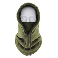 Winter Outdoor Riding Face Mask Windproof Hat Cycling Skiing Neck Warmer Balaclava Hiking Hunting Warm1