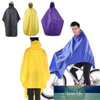 Bike Bicycle Waterproof Raincoat For Women Men Hooded Raincoats Woman Mens Motor Bike Rain Coat Oxford Cycling Poncho Rain Coats