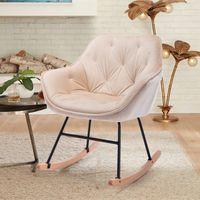 Bedroom Furniture COOLMORE living room Comfortable rocking chair