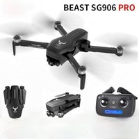 Drone SG906   SG906 Pro with GPS 4K 5G WIFI 2-axis gimbal Dual camera professional ESC 50X Zoom Brushless Quadcopter RC Dron