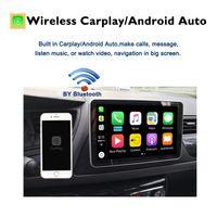 Плата за беспроводной и проводной Carplay Android Auto Car DVD-плеер Поддержка телефона iPhone и Android, построенный в материнской плате
